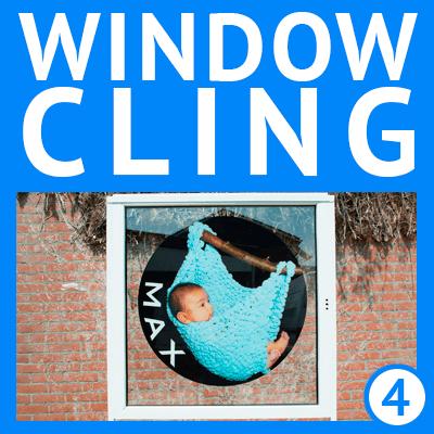 custom window cling
