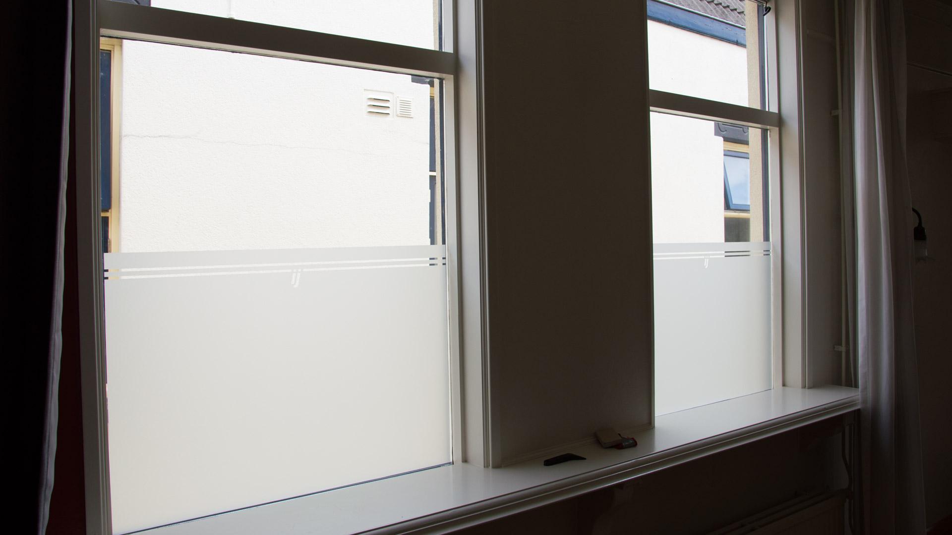 How do I apply frosted window film? | APPLYitYourself