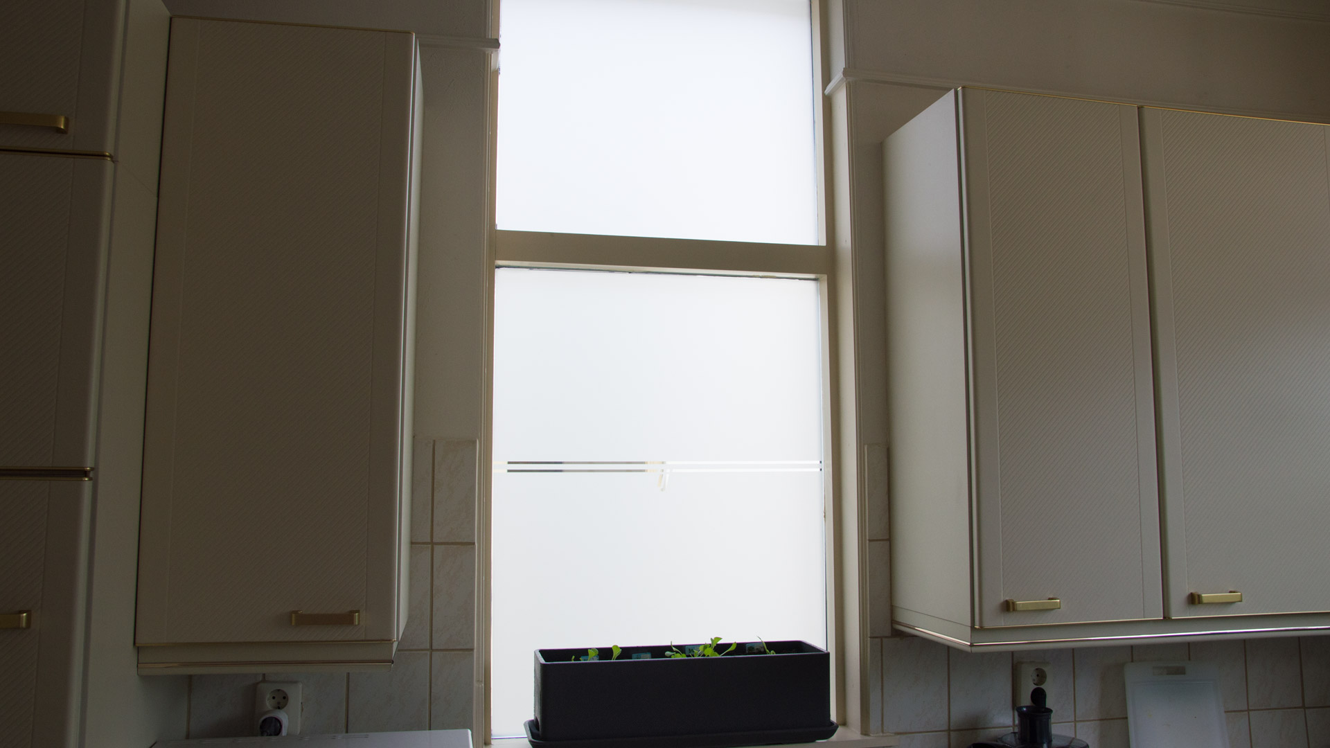 Frosted window film (1) Kitchen, personalised design ...