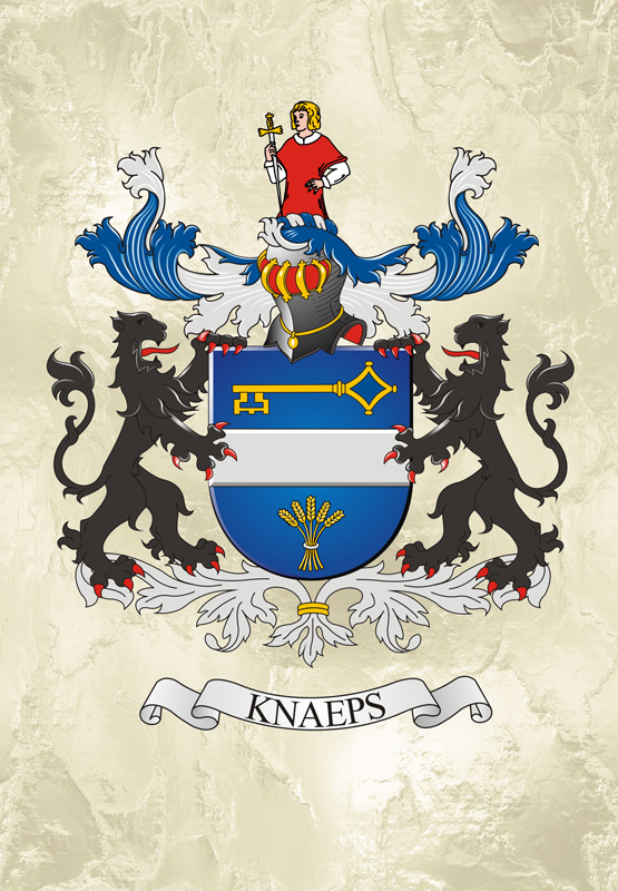 Window film, Family coat of arms