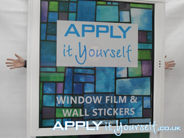 One way vision, windowfilm, front, dark, how to use