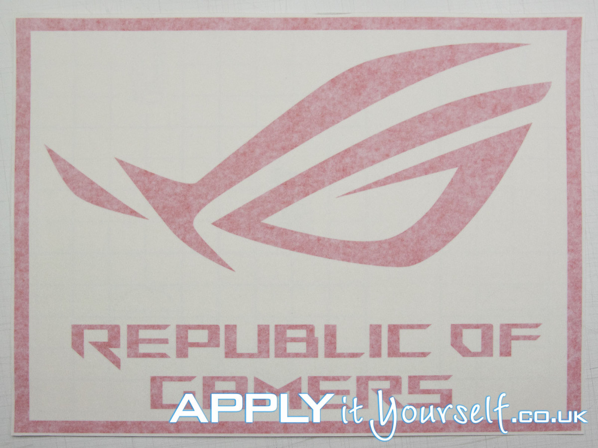 decal, medium, size, high, volume, large, amount, including, transfer, tape