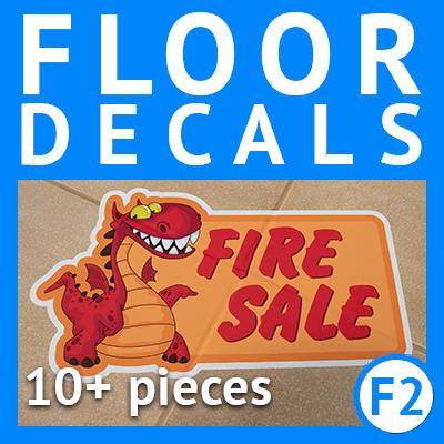 buy floor decals