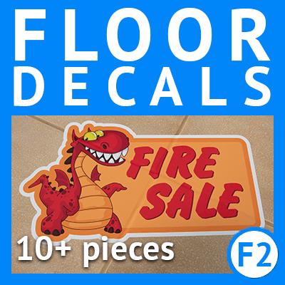 buy floor decals
