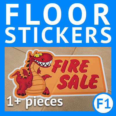 buy floor stickers