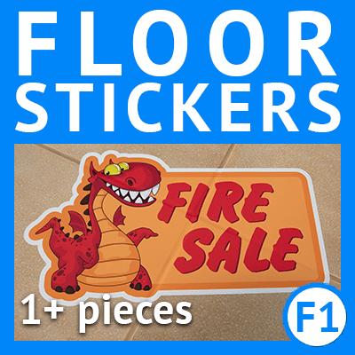 buy floor stickers